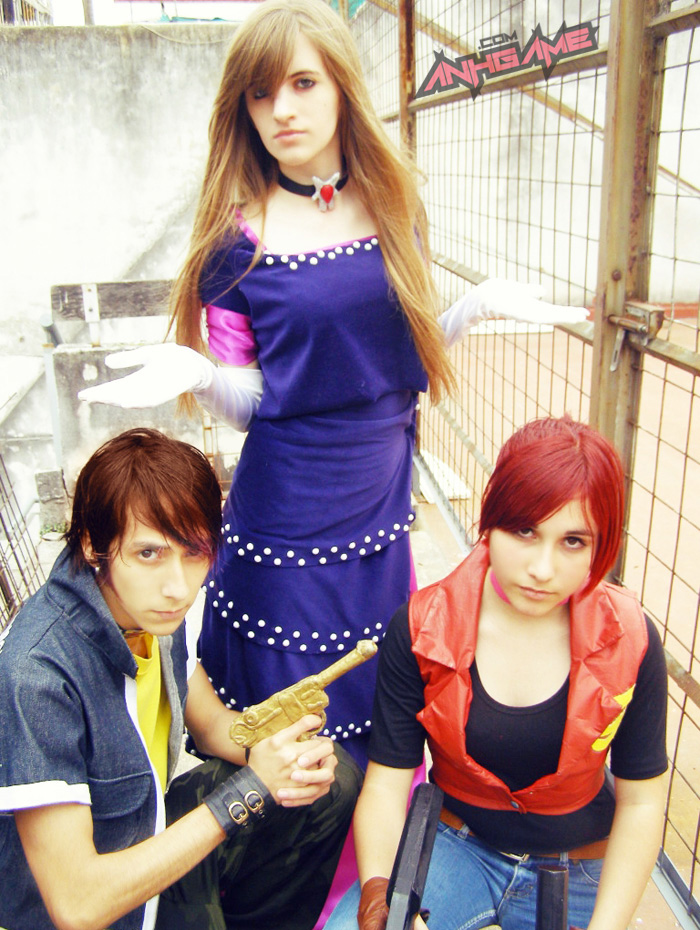 Cosplay Alexia game Resident Evil Code: Veronica - Ảnh 15