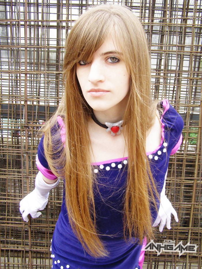 Cosplay Alexia game Resident Evil Code: Veronica - Ảnh 16