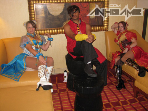 """Ngắm nữ võ sĩ Chun Li """"ngực bự"""" của Street Fighter - Ảnh 3"""