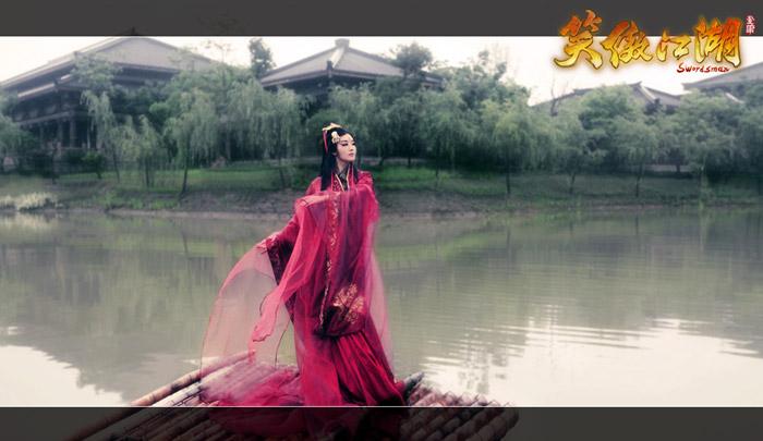 Tiếu Ngạo Giang Hồ: Cosplay Đông Phương Bất Bại - Ảnh 3