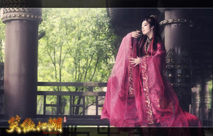 Tiếu Ngạo Giang Hồ: Cosplay Đông Phương Bất Bại - Ảnh 6