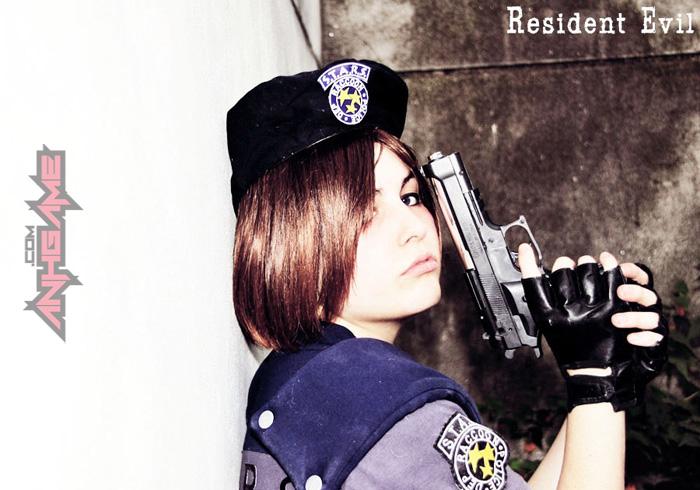Nàng Jill Valentine xinh đẹp của Resident Evil - Ảnh 1
