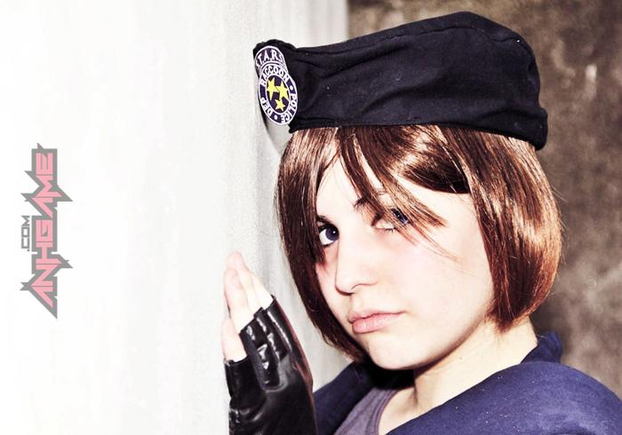 Nàng Jill Valentine xinh đẹp của Resident Evil - Ảnh 3
