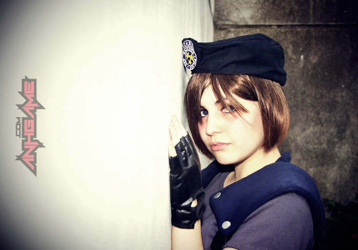 Nàng Jill Valentine xinh đẹp của Resident Evil - Ảnh 4