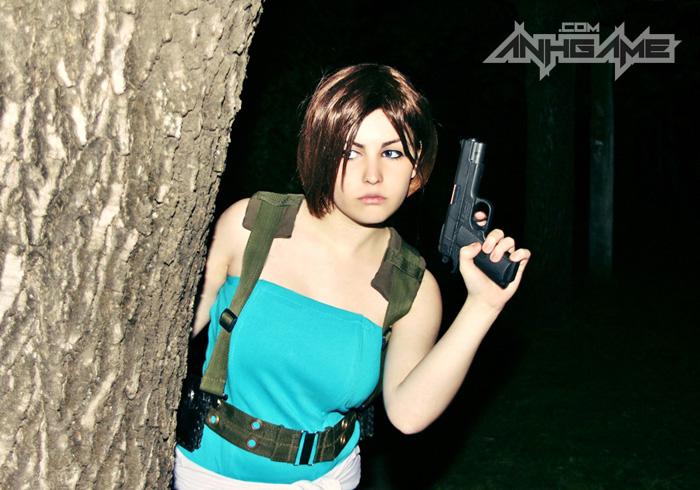 Nàng Jill Valentine xinh đẹp của Resident Evil - Ảnh 5