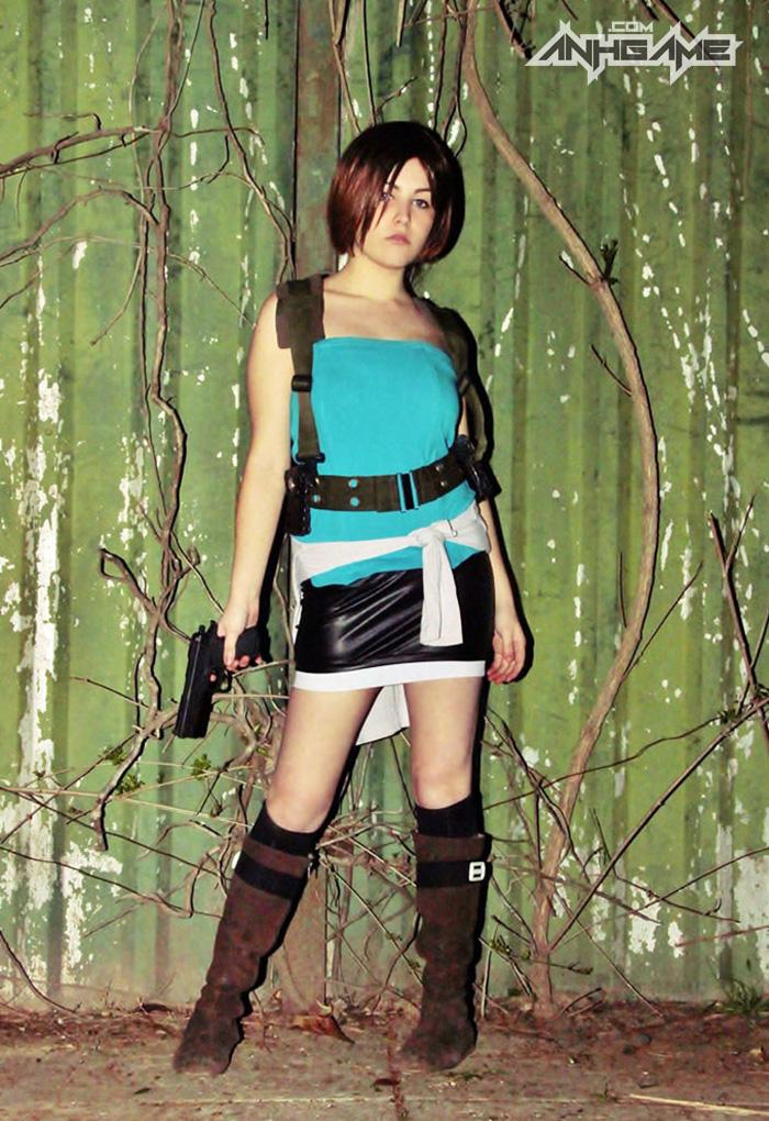 Nàng Jill Valentine xinh đẹp của Resident Evil - Ảnh 6