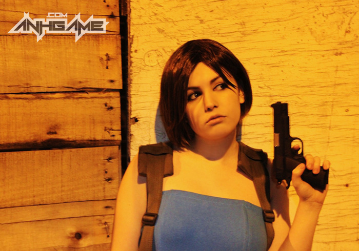 Nàng Jill Valentine xinh đẹp của Resident Evil - Ảnh 7