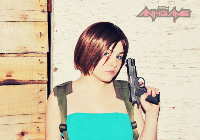 Nàng Jill Valentine xinh đẹp của Resident Evil - Ảnh 8