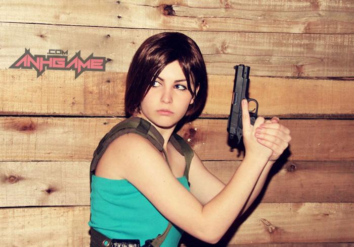 Nàng Jill Valentine xinh đẹp của Resident Evil - Ảnh 9