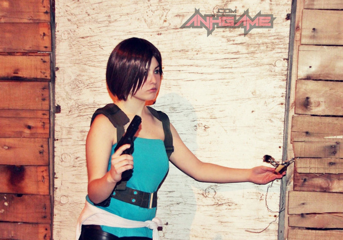 Nàng Jill Valentine xinh đẹp của Resident Evil - Ảnh 10