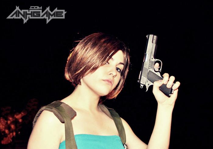 Nàng Jill Valentine xinh đẹp của Resident Evil - Ảnh 12
