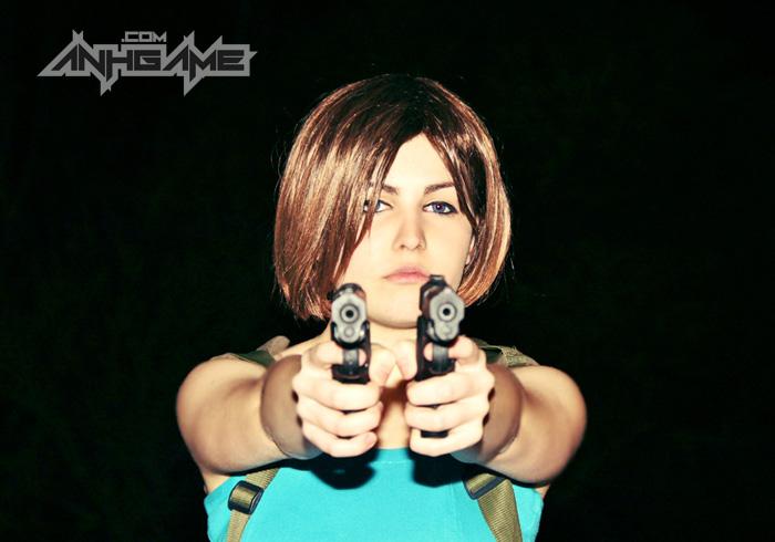 Nàng Jill Valentine xinh đẹp của Resident Evil