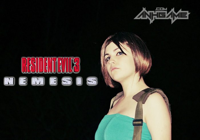 Nàng Jill Valentine xinh đẹp của Resident Evil - Ảnh 15