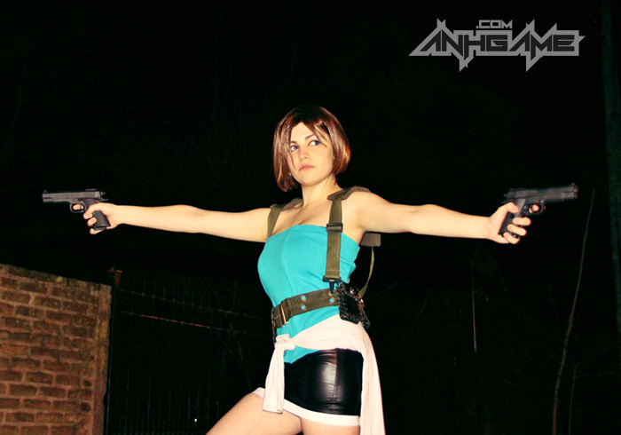 Nàng Jill Valentine xinh đẹp của Resident Evil - Ảnh 16