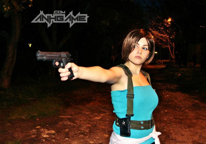 Nàng Jill Valentine xinh đẹp của Resident Evil - Ảnh 17