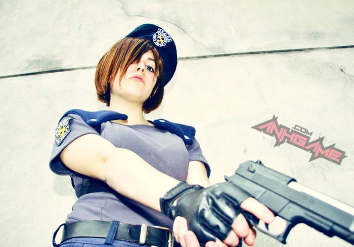 Nàng Jill Valentine xinh đẹp của Resident Evil - Ảnh 18