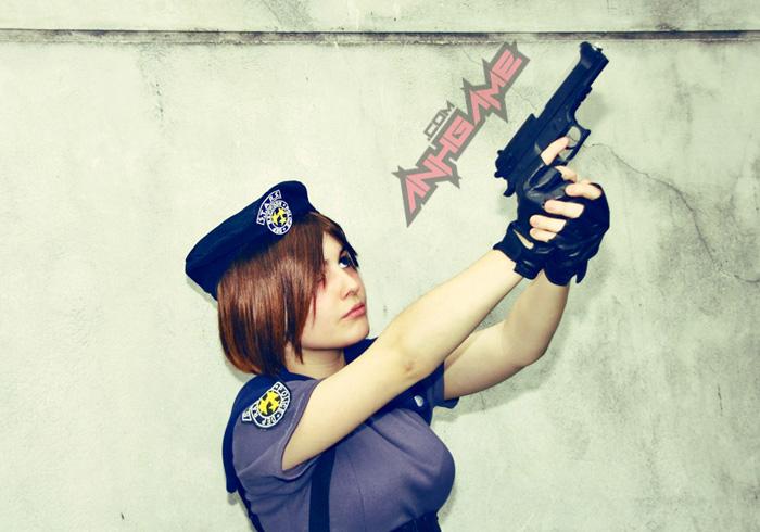 Nàng Jill Valentine xinh đẹp của Resident Evil - Ảnh 20