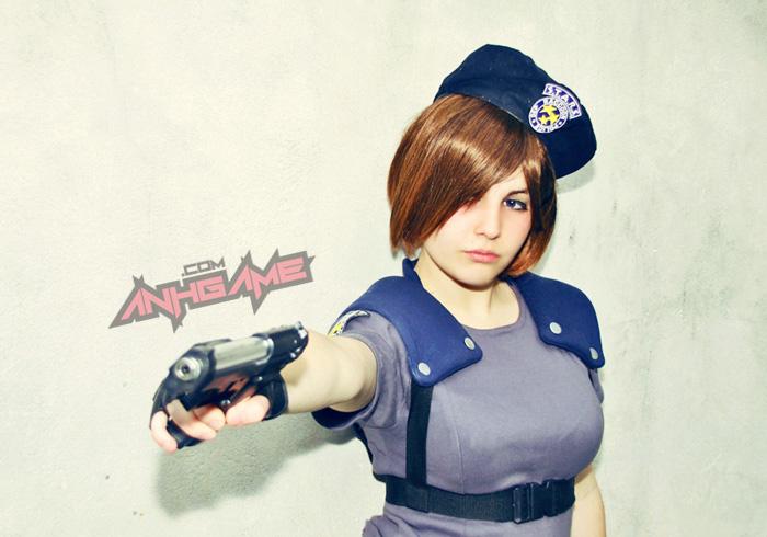 Nàng Jill Valentine xinh đẹp của Resident Evil - Ảnh 21