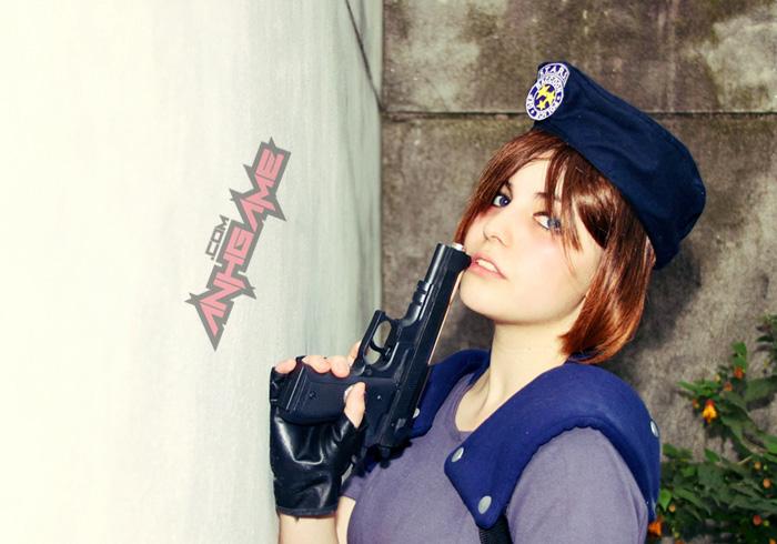 Nàng Jill Valentine xinh đẹp của Resident Evil - Ảnh 22