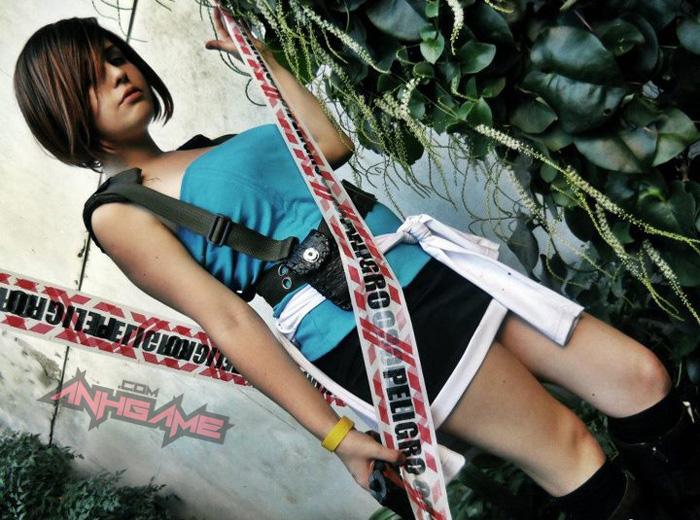 Nàng Jill Valentine xinh đẹp của Resident Evil - Ảnh 23