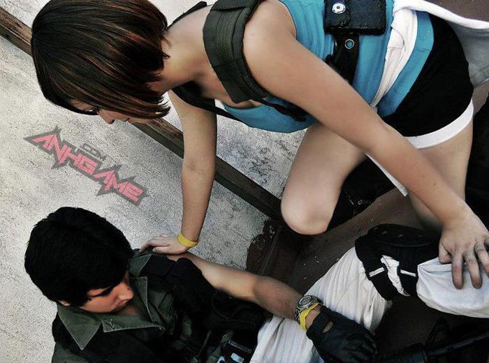 Nàng Jill Valentine xinh đẹp của Resident Evil - Ảnh 25