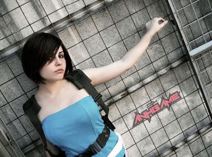 Nàng Jill Valentine xinh đẹp của Resident Evil - Ảnh 27