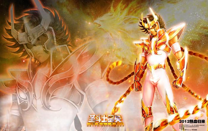Hình nền cực chất của Saint Seiya Online - Ảnh 2