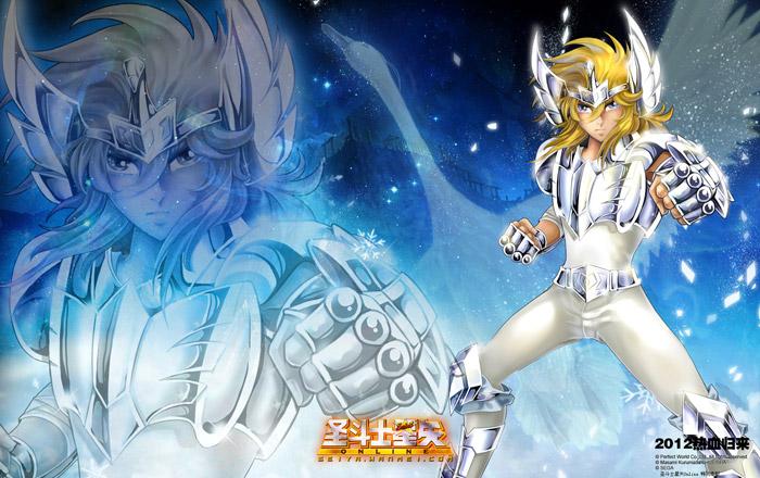 Hình nền cực chất của Saint Seiya Online