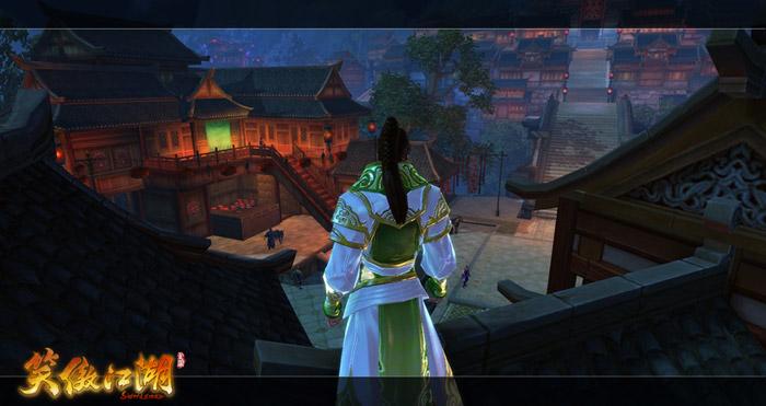 Tiếu Ngạo Giang Hồ công bố loạt ảnh mới - Ảnh 12